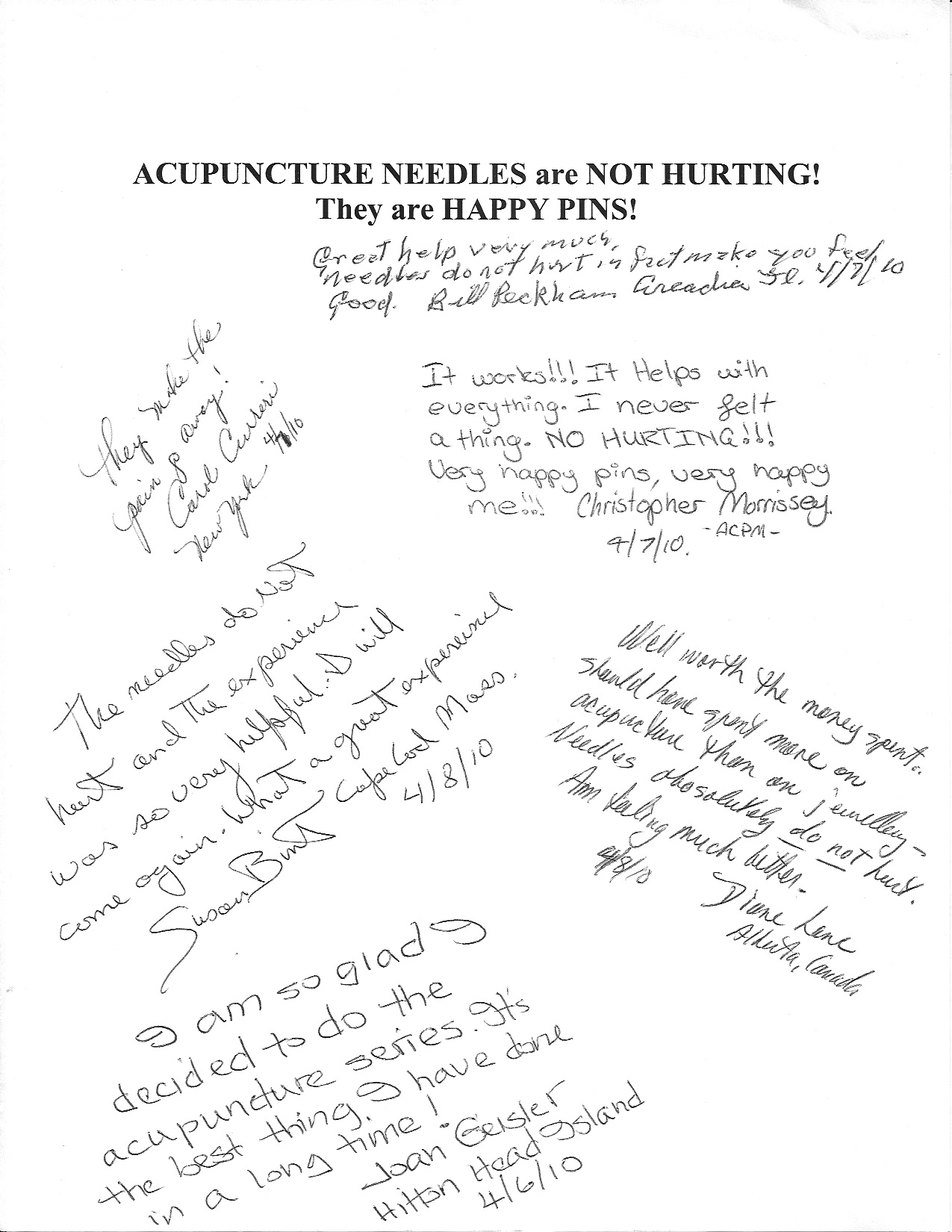 Does acupuncture needle hurt universal acupuncture and acupuncture needles are not hurting solutioingenieria Image collections